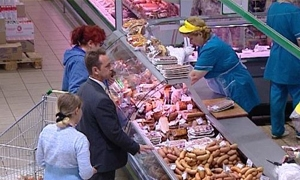 ارتفاع معدل التضخم في روسيا الى 5.6%  خلال الاشهر الـ10 الاولى من العام 2012