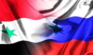رئيس مجلس الأعمال السوري الروسي: ايجاد صيغة مصرفية مشتركة واخرى للمقايضة