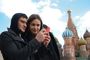 روسيا تطلق الفيزا الإلكترونية
