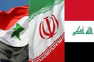 أهمها إنشاء سكة حديدية وافتتاح فروع لمصارف إيرانية... إتفاق تجاري إستراتيجي بين سوريا والعراق وإيران