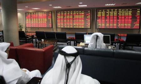 تباين في أسواق المنطقة ..وتهاوي لبورصة قطر بفعل سحب سفراء 3 دول خليجية