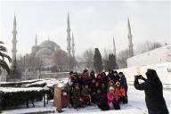 تراجع إيرادات تركيا من السياحة 4.1 %