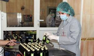 صناعة درعا ترخص لمنشأة خاصة بصناعة الأدوية السرطانية
