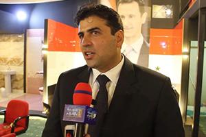 مدير عام شركة زنوبيا للسيراميك: انتاجنا يغطي جزء كبير من احتياجات سوريا