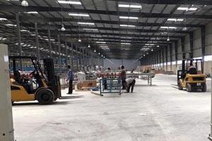 شركة إيطالية تبدأ بتنفيذ عدة مشاريع صناعية في سورية