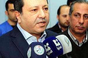 سامر الدبس: العمل الإنتاجي في سورية لن يتوقف مهما كانت الظروف