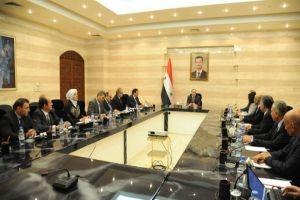 وضع تصور نهائي لتطوير القطاع التأميني في سورية