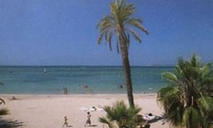 تأهيل مساحات من الأملاك البحرية بهدف تنشيط السياحة