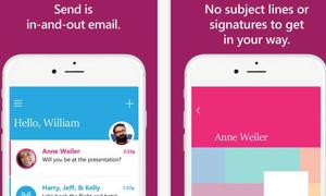 حمله الآن..مايكروسوفت تطلق تطبيقا جديدا لتسهيل تبادل الرسائل الإلكترونية في الشركات