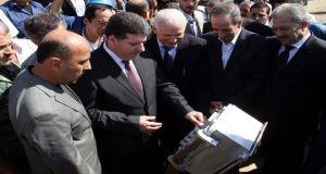 رئيس الحكومة يدشن مشروعات تنموية بقيمة 15 مليار ليرة في طرطوس