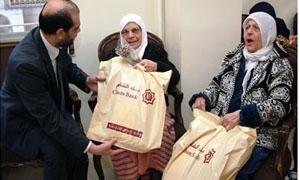 بنك الشام يكرم الأمهات في عدد من دور الرعاية للمسنين بمناسبة عيد الأم