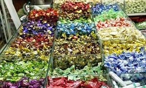 التموين تطلب تشديد الرقابة على باعة الحلويات والشوكولا