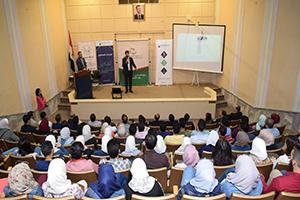 برعاية بنك سورية الدولي الإسلامي توزيع شهادات Economic Days 5