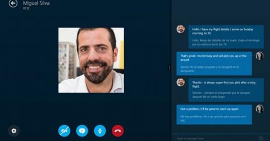 سكايب يطلق خدمة الترجمة الفورية للمحادثات