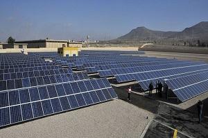 بالصور: سورية تطلق أول مشروع للطاقة الشمسية بكلفة تتجاوز 2 مليون دولار