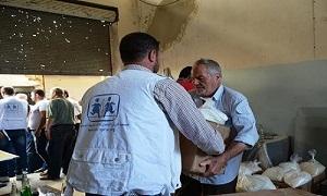 منذ بداية العام.. SOS سورية توزع 10 آلاف سلة غذائية