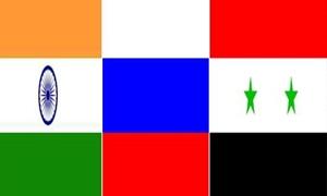 سورية تبحث مع روسيا والهند التعاون في المجالات الاقتصادية والمالية