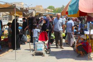 تاجر: الأسواق الشعبية ليست حلاً نهائيا لارتفاع الأسعار في سوريا