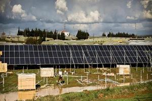 رجل اعمال سوري يتجهز لإطلاق اكبر مشروع لتوليد الطاقة الكهربائية في سورية