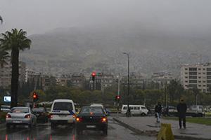 سورية: ثلاثة منخفضات متتالية خلال الفترة المقبلة.. أولها اليوم الأربعاء