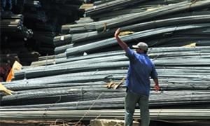 مواد البناء تزداد في شهر آذار... 3.5% لطن الحديد المبروم و2.2% للاسمنت الأسود