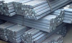 تراجع أسعار المعادن الحديدية للاسبوع الثاني على  التوالي  و طن الحديد يهبط 10 دولاراً