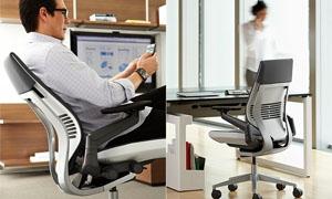 بالصور: كرسي مطور.. قد يحل مشاكل الجلوس طويلا وراء المكتب