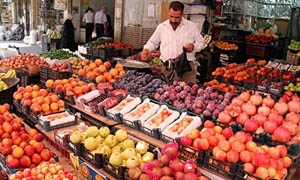 إغلاق 122 فعالية تجارية وخدمية العام الماضي في درعا
