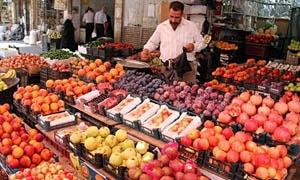 ارتفاع للاسبوع الثاني.. نشرة أسعار الخضار والفواكه في ريف دمشق