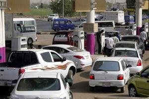 السودان يرفع أسعار الوقود إلى الضغف بأثر فوري