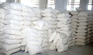 المؤسسة العامة للسكر تنتج 9 آلاف طن من السكر الأبيض