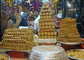 تموين دمشق تحدد أسعار الحلويات: المبرومة بـ6 آلاف وكيلو البرازق بـ2300 ليرة