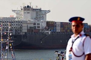 روسيا والهند وإيران في طريقها إلى إطلاق ممر بديل لـ ( قناة السويس ) !
