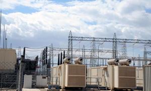 خميس : تشغيل محطة تحويل كهرباء نقالة في حمص باستطاعة 200 ميغا فولط أمبير بتكلفة 800 مليون ليرة