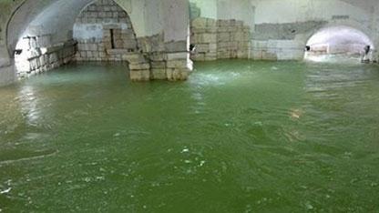 عودة المياه لأحياء دمشق بعد انقطاع دام 10 أيام