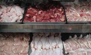 القنيطرة أقل من دمشق بـ50%.. اختلاف بأسعار اللحوم والفروج بين المحافظات السورية والتموين