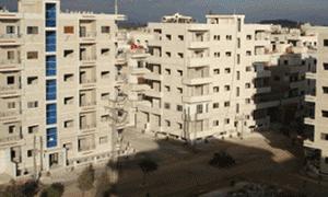 تخصيص 435 مسكناً للمكتتبين في مشروع إسكان العاملين بحمص وطرطوس
