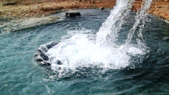 بغزارة 100 ألف م3 يومياً ..وزير الموارد المائية: 111 بئر مياه جديد في دمشق قريباً