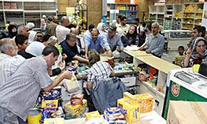 افتتاح صالتين جديدتين للمؤسسة الاستهلاكية في دمشق