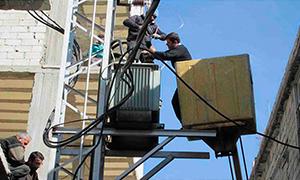 خميس:6500 ميغاواط الحاجة اليومية للكهرباء في سورية..و20 ساعة التقنين الكهربائي يومياً