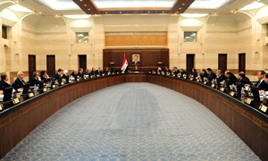 مجلس الوزراء يبحث مشروع قانون إحداث