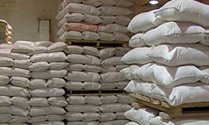 وزارة التجارة: ضبط أكثر من 50 طناً من الدقيق التمويني المهرب.وتكلفة 1 كع دقيق تصل لـ130 ليرة