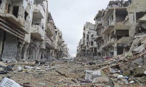 مسؤول : كلفة الدمار في سورية تقدر بـ250 مليار دولار..و ارتفاع معدل البطالة إلى 82%