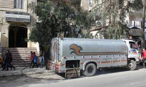 مسؤول يتهم مديري النواحي والمخاتير بريف دمشق بتوزيع المازوت لأقربائهم وعلى مزاجهم