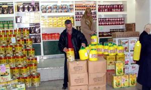 مؤسسة الخزن في سورية تخشى