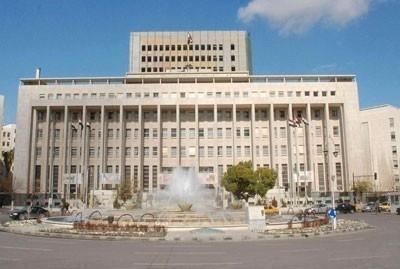 فرع مصرف سورية المركزي في حمص يعود إلى العمل وجاهز للخدمة
