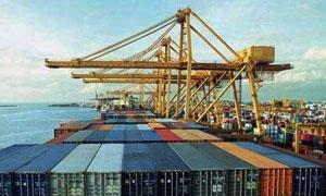 أكثر من 1.1 مليون طن صادرات ومستودرات سورية عبر
