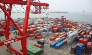 أهمية متزايدة للتجارة الخارجية في الاقتصاد الوطني  السوري