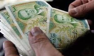 مسؤول: 121% معدل التضخم في سورية..وتحسن معدل النمو الاقتصادي في 2014 إلى -2.3%