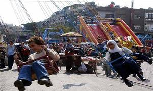 محافظة دمشق تحدد أماكن ألعاب الأطفال خلال عيد الفطر